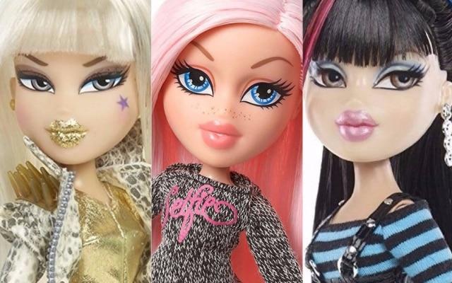 Bonecas Bratz usavam nos anos 2000 algumas tendências de beleza do momento