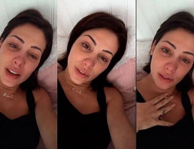 A nutricionista e musa fitness Bella Falconi.
