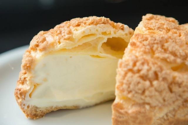 Choux cream tradicional