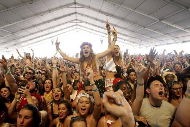 Foto da edição 2013 do festival Coachella: transmissãoem streaming do evento deste ano terá modo de visualização em 360°.
