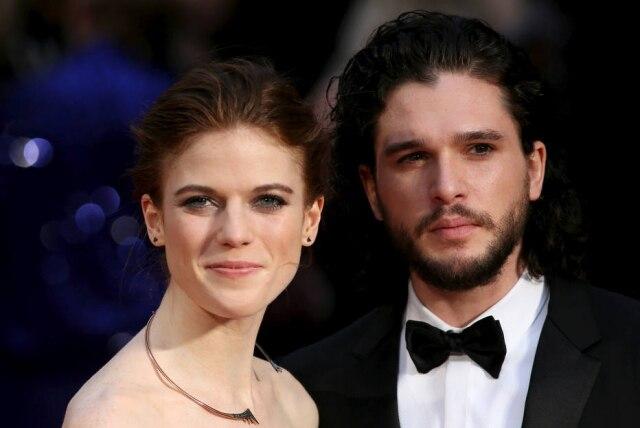 Durante entrevista, Kit Harington disse que o seu casamento com Rose Leslie provavelmente vai atrasar a produção de 'Game of Thrones' em alguns dias