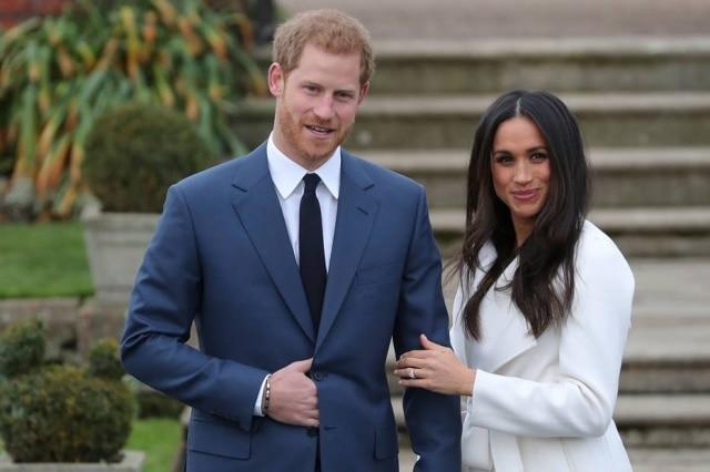 Principe Harry e Meghan Markle anunciaram que irão se casar na primavera de 2018