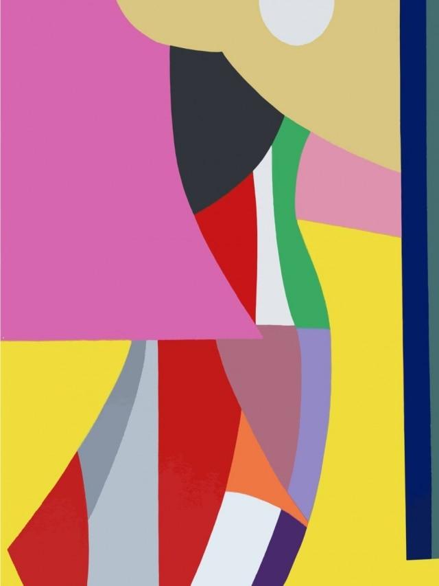 A coleção da Amapôtraz referências do artista Eli Sudbrack