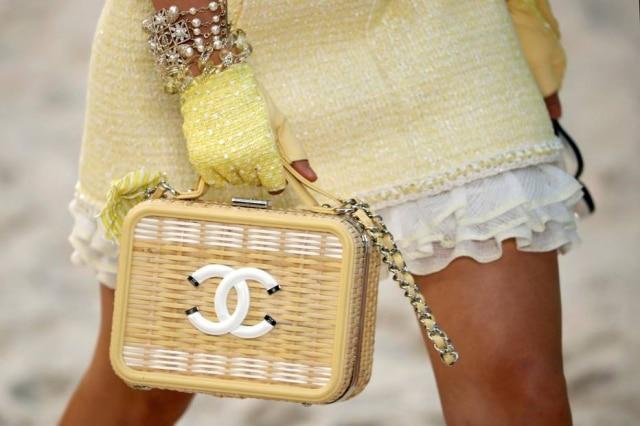Desfile de primavera/verão 2019 da Chanel