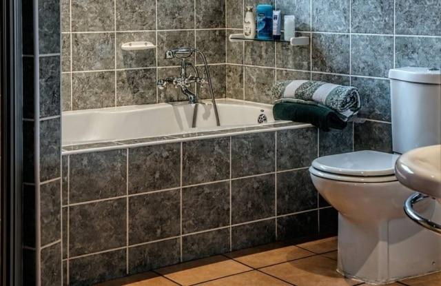 Imagem ilustrativa de banheiro.