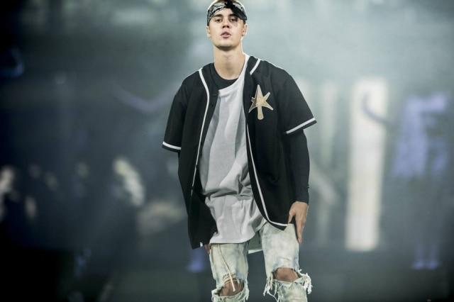 Justin Bieber conheceu fã com câncer em São Paulo.