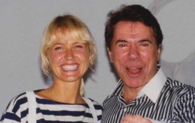 Xuxa e Silvio Santos