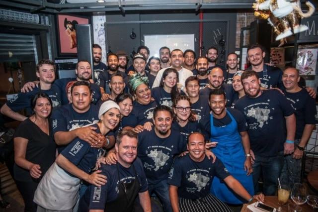 Banquete. Porco Mundi Brasil reuniu chefs de todo Paí