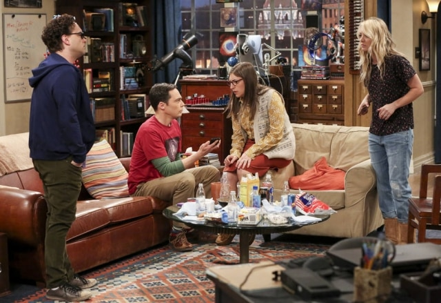 'The Big Bang Theory' completou 12 temporadas, com 279 episódios.