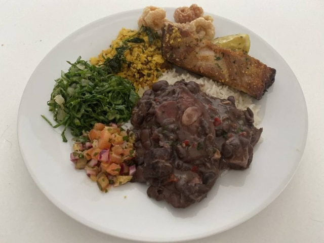 Feijoada do Hospedaria