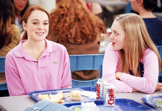 Lindsay Lohan está muito interessada numa continuação de 'Meninas Malvadas'.