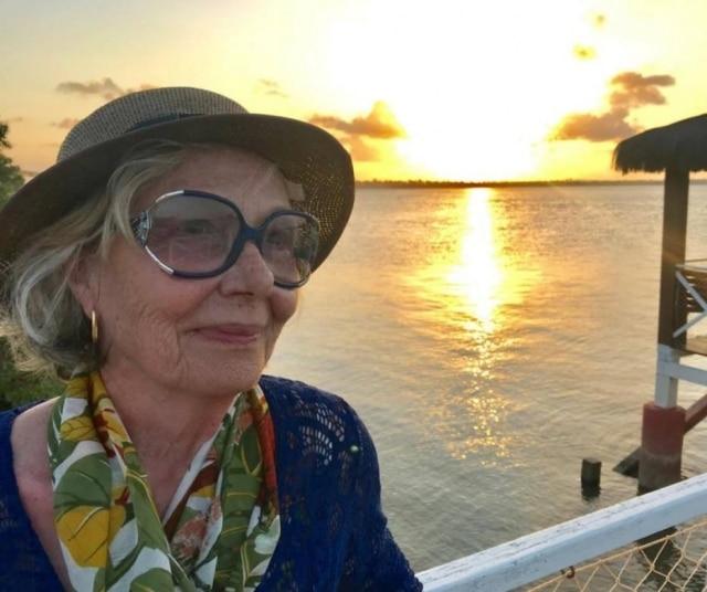 Leitora Leila Mallio, de São Paulo