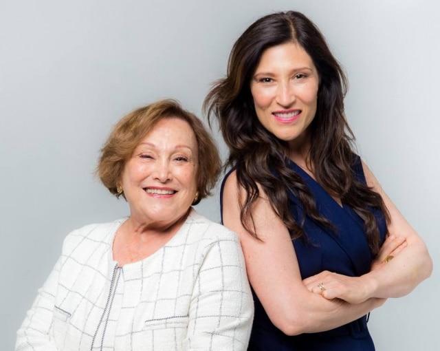 Mãe e filha, as atrizes Nicette Bruno e Beth Goulart conviveram com três pessoas na família que tiveram Alzheimer ou sintomas da doença.