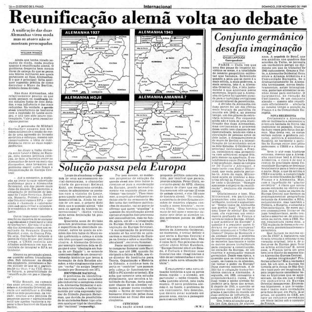 O Estado de S.Paulo - 05/11/1989
