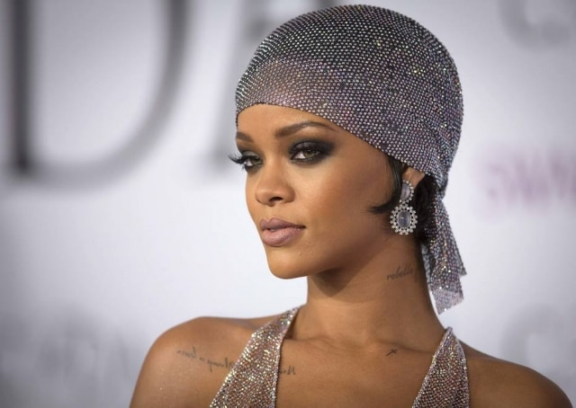 A cantora Rihanna possui um estilo único