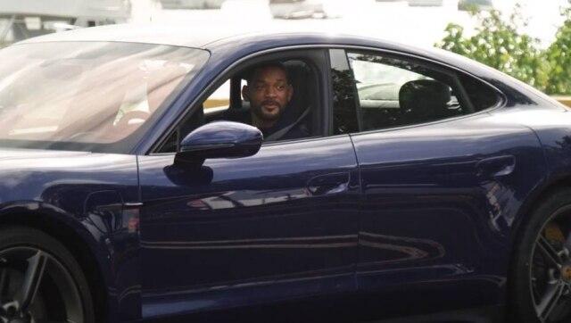 O ator Will Smith surpreendeu pessoas ao dirigir com elas pela cidade de Miami.