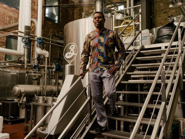 Garrett Oliver, mestre cervejeiro da norte-americana Brooklyn, é dos nomes de peso do Beer Summit.