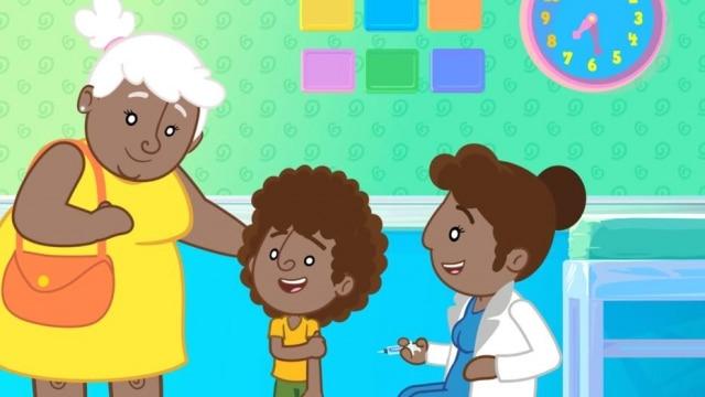 'Mundo Bita' faz campanha, em parceria com Pfizer e Sociedade Brasileira de Pediatria,para incentivar vacinação