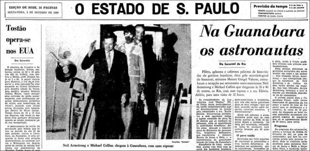 O Estado de S.Paulo - 03/10/1969