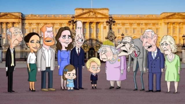 Imagem da série 'O Príncipe'
