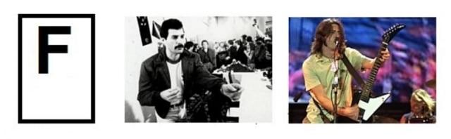 Freddie Mercury, Foo Fighters
