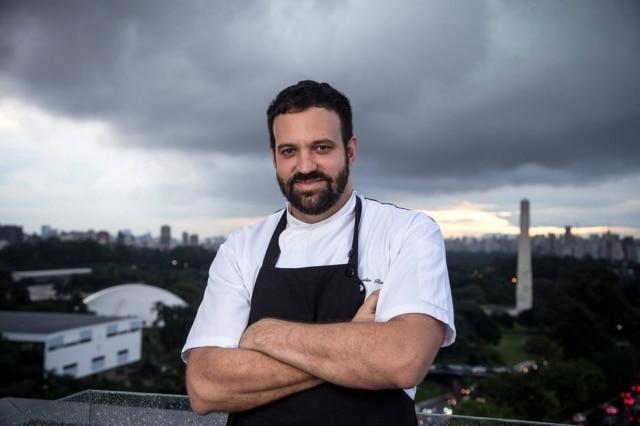 O chef Marcelo Corrêa Bastos, que vai cozinhar noAntonietta