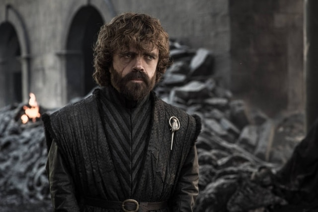 Tyrion Lannister, 'Game of Thrones', interpretado por Peter Dinklage.