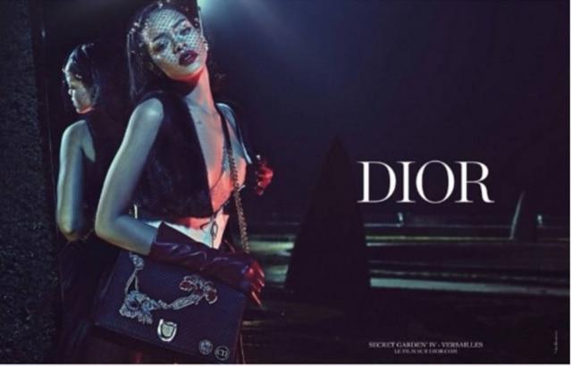 Grifes como Dior unem forças a estrelas como Rihanna, cuja quantidade de seguidores nas redes sociais é maior que a da própria marca. A cantora publicou imagens da campanha que fez para a grife em seu Instagram, por exemplo.