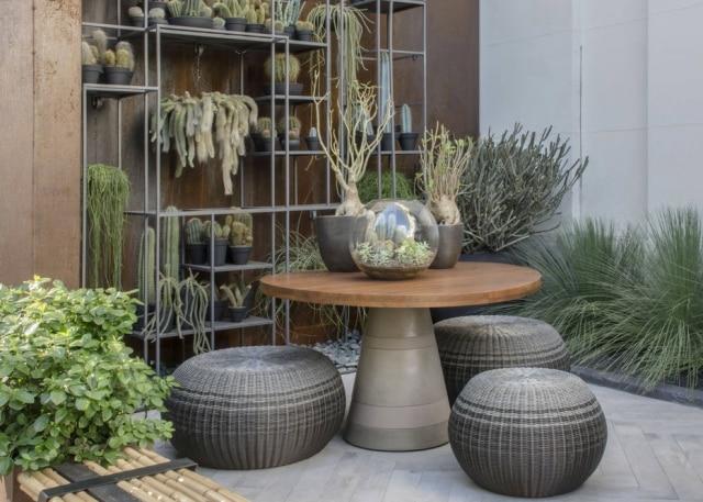 A arquiteta Sandra Moura foi a grande vencedora desta categoria com o jardim do Estúdio do Artista