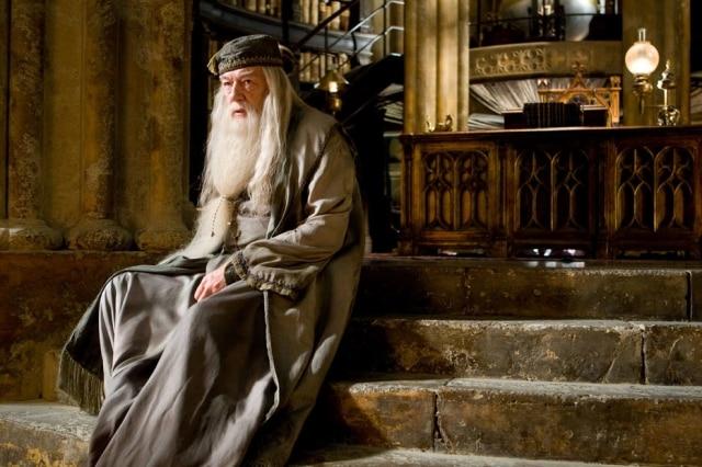 JK Rowling revelou, em 2007, que Dumbledore era homossexual