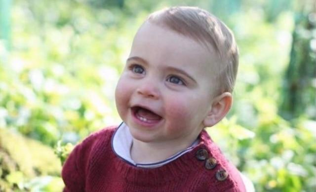 Príncipe Louis.
