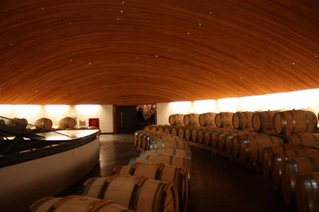 A vinícola Casa Lapostolle é visita obrigatória