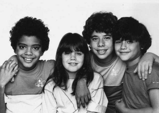 Jairzinho, Simony, Tob e Mike: a turma do 'Balão Mágico'
