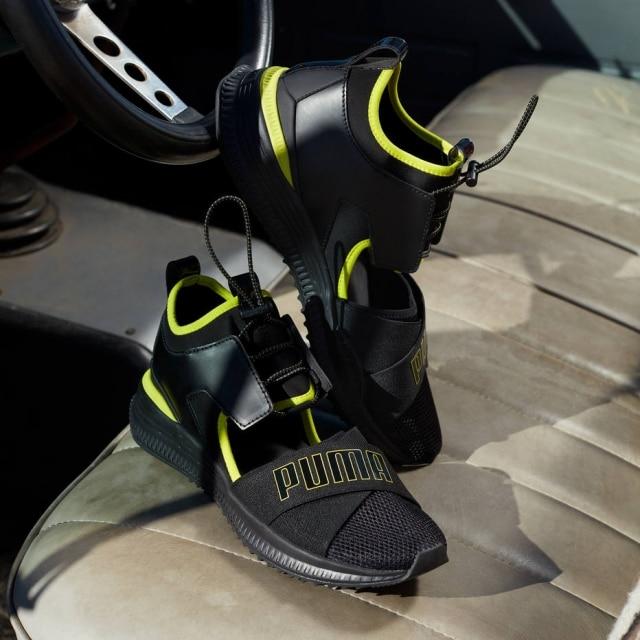 O Fenty Avid, mistura de tênis com sandália da coleção assinada por Rihanna para a Puma