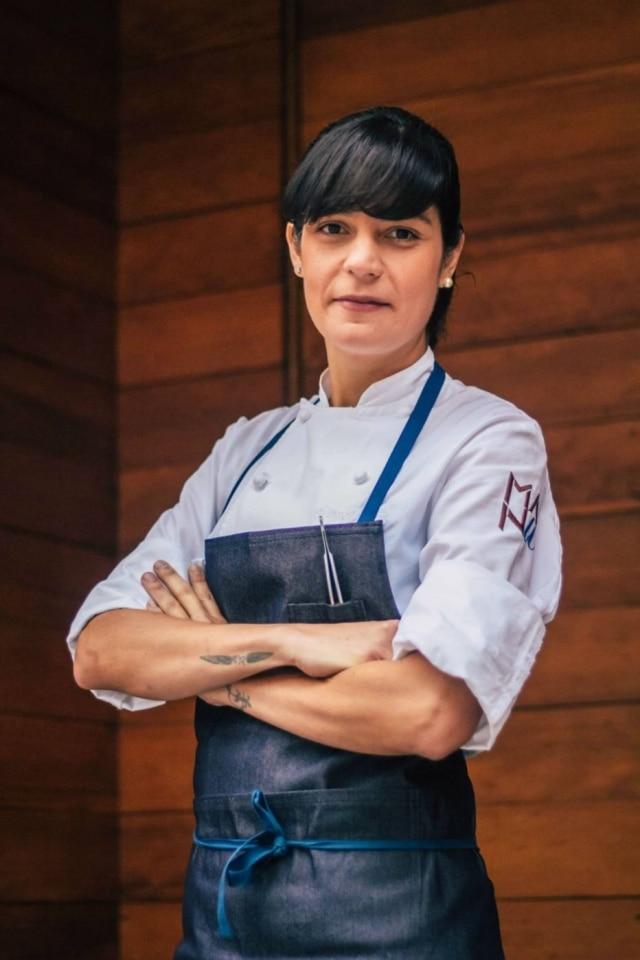 A chef Manu Buffara do Manu eleito o restaurante mais promissor da América Latina em 2018