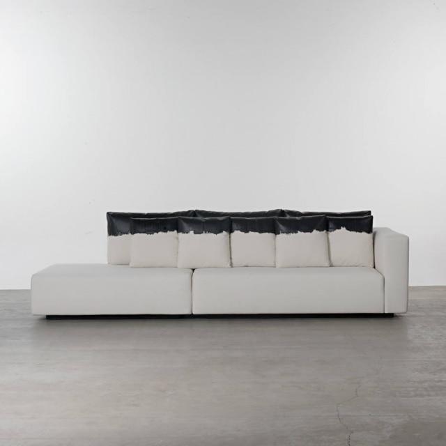 Sofá Panorama, desenho de João Kaarah