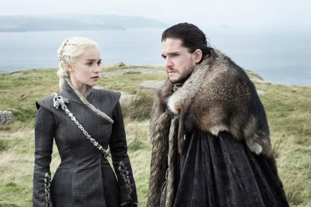 Imagens de 'Eastwatch', quinto episódio da sétima temporada de 'Game of Thrones'.