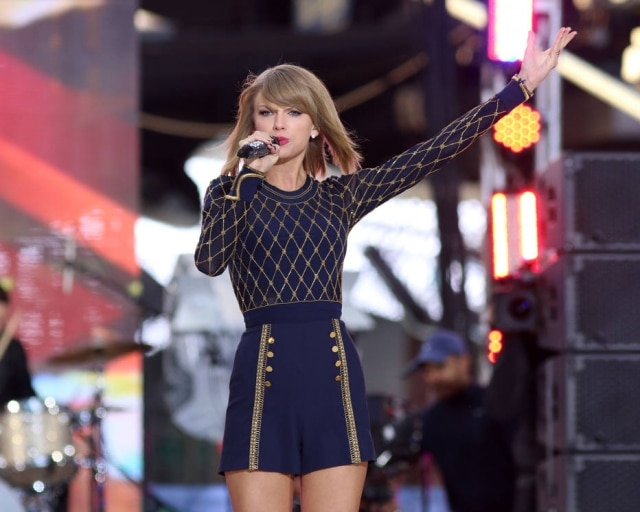 Taylor Swift pode lançarnovo álbum