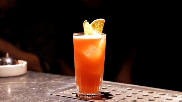Drinque Garibaldi