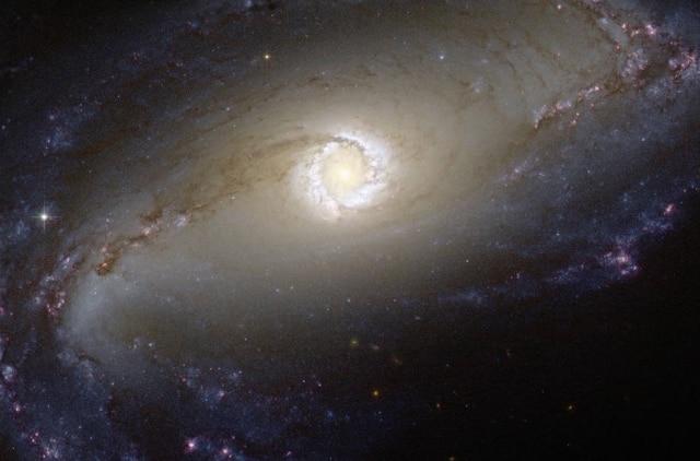 Imagem registrada pelo telescópio Hubble