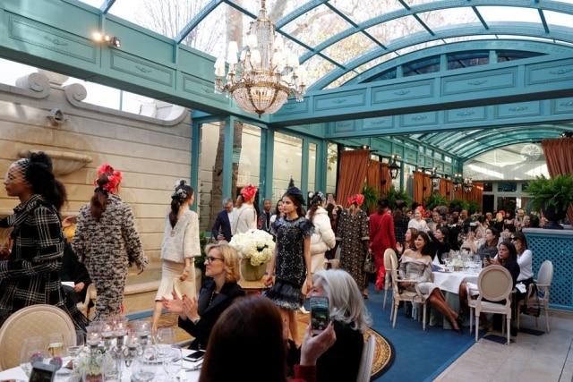 Métiers d'Art é o desfile mais artesanal da Chanel