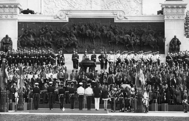 Celebração dos 150 anos da Independência, São Paulo, SP, 1972