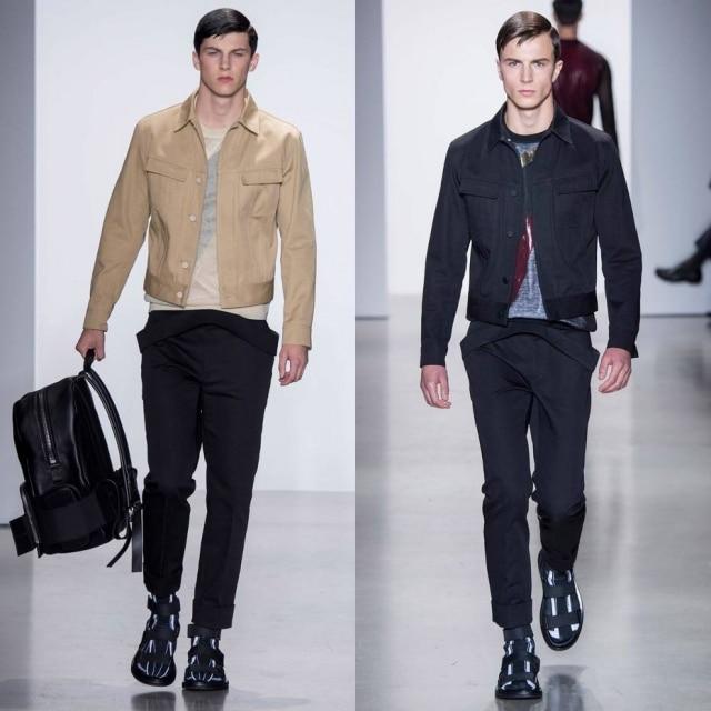 Calvin Klein primavera verão 2016