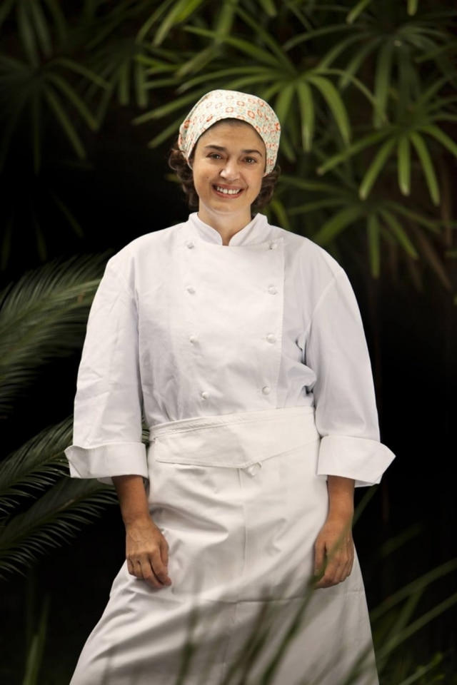 Chef Heloisa Bacelar estará presente no evento