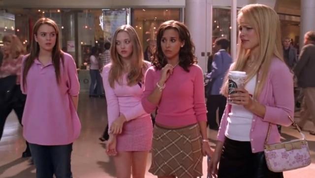 Cena do filme 'Garotas Malvadas'