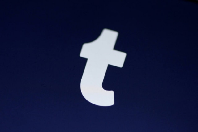 Logotipo do Tumblr.