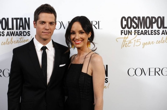 Jason Kennedy e Catt Sadler