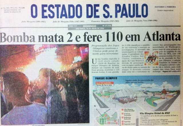 O Estado de S.Paulo- 28/7/1996Clique aqui para ver mais
