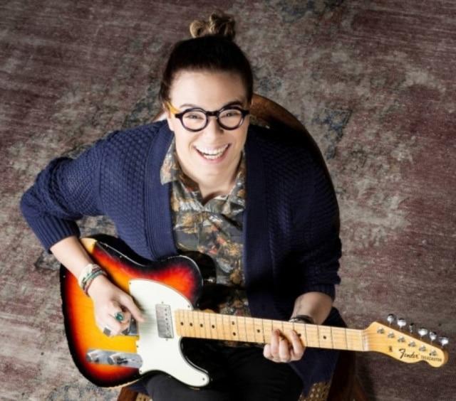 A cantora Maria Gadú