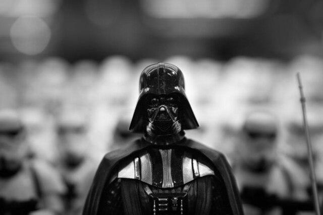 Em 25 de maio de 1977, foi lançado o primeiro filme de 'Star Wars'.